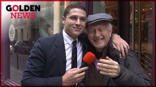 Loris à la rue : Charles Aznavour