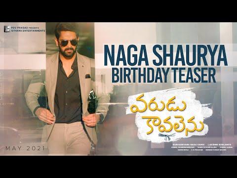 Birthday teaser from Varudu Kaavalenu team to Naga Shaurya