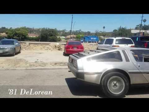 1981 DeLorean -stock#07255-
