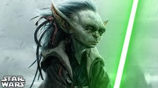Why Yoda's First Apprentice NEVER USED A LIGHTSABER - Star Wars Explained
