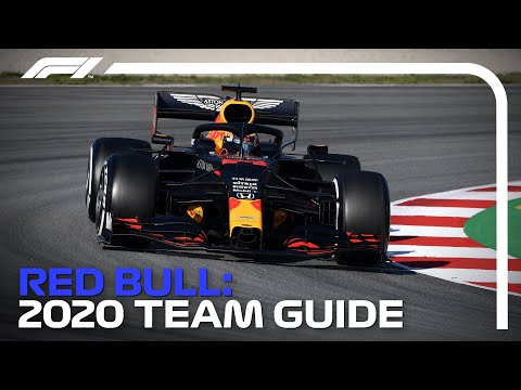 Red Bull Racing | 2020 Formula 1 Team Guide