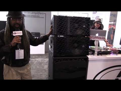 NAMM 2017 - I DJ Now - Henry with Darrin from DAS featuring the Sound Force Series