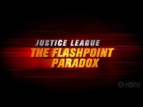 Justice League: The Flashpoint Paradox'