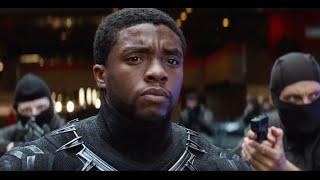 Marvel's Captain America: Civil War: Behind the Scenes Black Panther Featurette