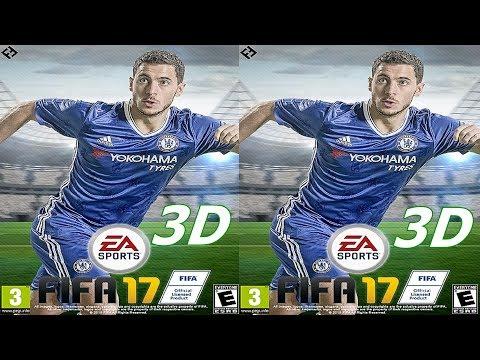 FIFA 17 3D HSBS