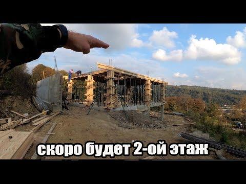 Все готово к заливке 2-го этажа. / Стройка домов в Сочи photo