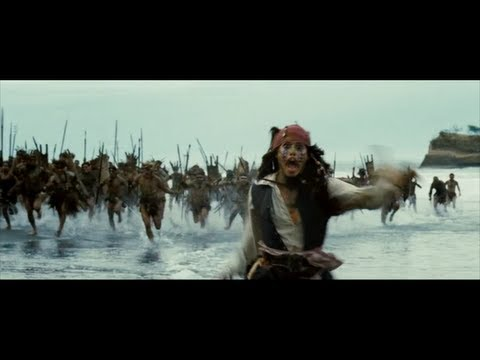 Pirates of the Caribbean - Dead Man's Chest - Cannibal Escape, Pirates of the Caribbean - Dead Man's Chest - Cannibal Escape