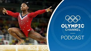 """Simone Biles """"You have to choose your battles wisely"""" 