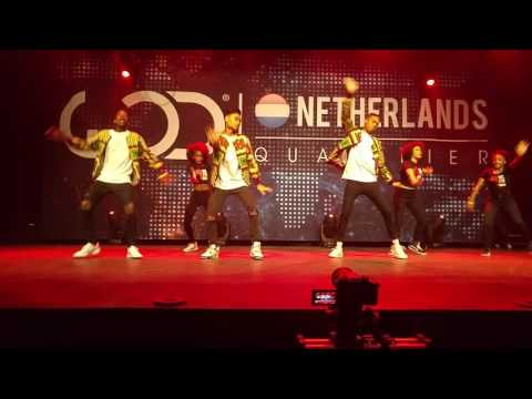 AfroVibes  ShowCase | World Of Dance Netherlands 2016 | #WODNL16 | Petit Afro