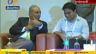 KTR heaps praise on AP CM Chandrababu for this-Exclusive..