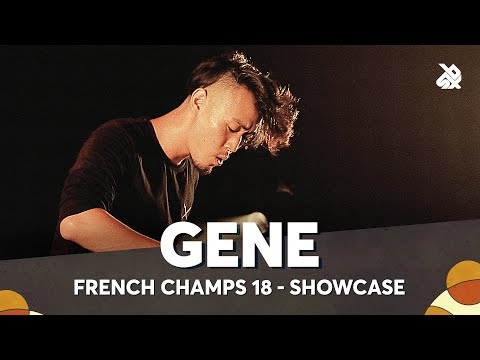 Gene Shinozaki   Showcase @ French Beatbox Champs 2018