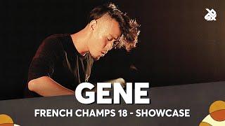 Gene Shinozaki | Showcase @ French Beatbox Champs 2018