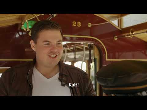 Episode 2 - San Francisco: - I have been turning big locomotives many times back in Norway