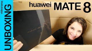 Video Huawei Mate 8 128GB Space Gray xeJH93MbdZ4