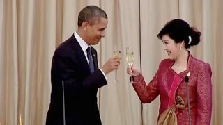 President Obama and Prime Minister Shinawatra Deliver Remarks