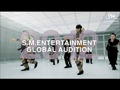2012 S.M. Entertainment Global Audition