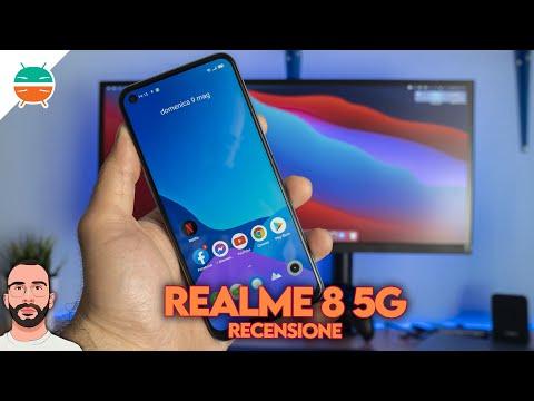 Recensione Realme 8 5G: ha TUTTE le cart …