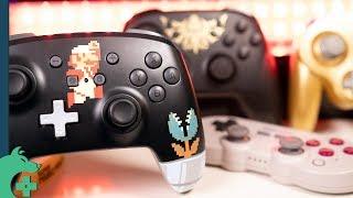 Best Wireless Nintendo Switch Pro Controller Alternatives