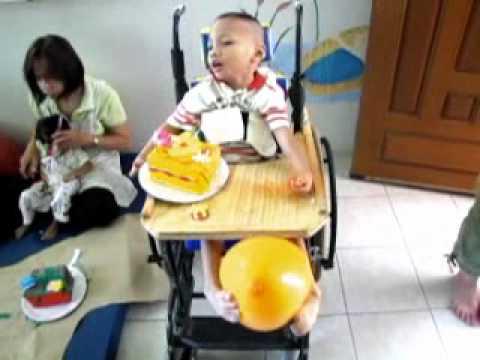 Hope Home Birthday Party.wmv