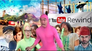 What YouTube Rewind SHOULD Have Looked Like (Feat FilthyFrank, Idubbbz, H3H3, KeemS, MaxMF, Leafy..)