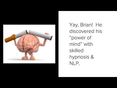 Mindworks Hypnosis & NLP Creates Nonsmokers - A Client Success Story