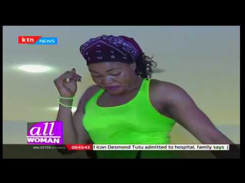 All Woman: Zumba workout for weight reduction(part 1)