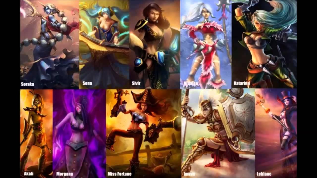 Lol league of legends - 1 8