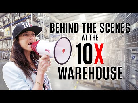 Inside Grant Cardone's Warehouse- Grant Cardone photo