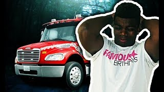 what really happened at clinton road... (we followed the phantom trucks)