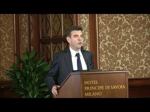 Roberto Cota al convegno As.Tro di Milano