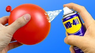 /20 awesome tricks with wd 40