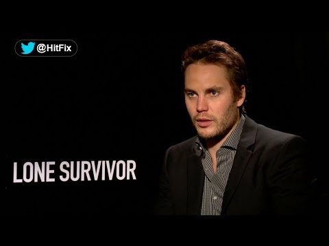Taylor Kitsch on his special bond with Peter Berg in 'Lone Survivor ...