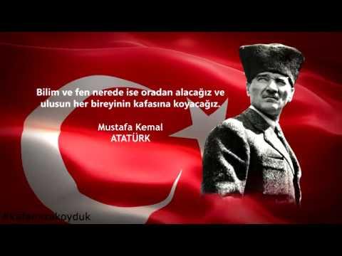 19 Mayıs Atatürk'ü Anma Gençlik ve Spor Bayramı Kutlu Olsun #kafamızakoyduk