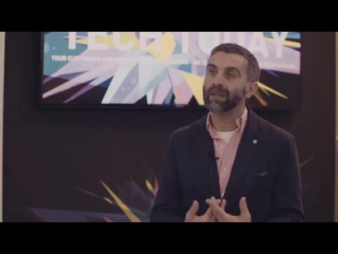 Gerardo Mazzeo, HERINestlé @ ad:tech 2016