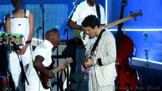 Leon Bridges - Mrs. (feat. John Mayer in his PJs) - The Greek - 9/11/2018