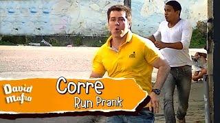 PEGADINHA: CORRE   RUN PRANK