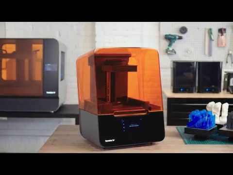 video Formlabs Form 3 3D Printer