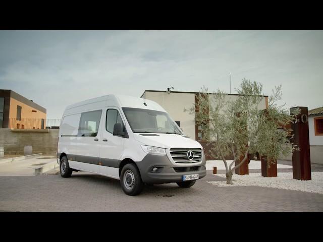 滿足任何工作需求 全新 2018 Mercedes-Benz Sprinter 正式發表