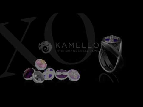 10 Fabulous ways to Fall in Love with Kameleon XO!  Kameleon Jewelry launches a 10th Anniversary Collection!
