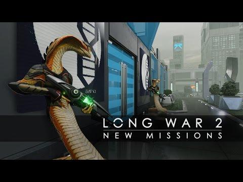 Long War 2 New Missions
