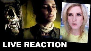Annihilation Trailer REACTION