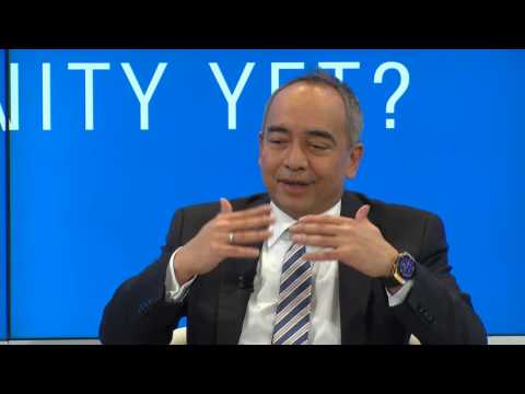 Davos 2017 - Manufacturing Identity Is ASEAN a Community Yet