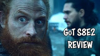Ozzy Man Reviews: Game of Thrones - Season 8 Episode 2
