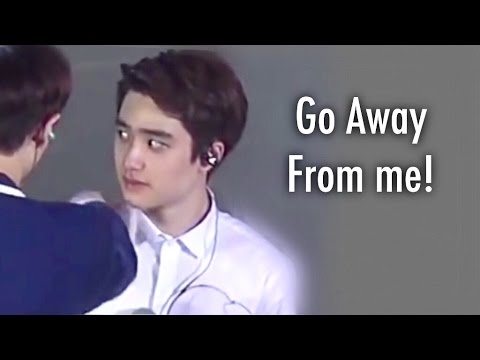 EXO Chanyeol annoyed D.O and Sehun