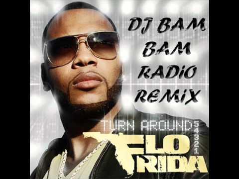 Flo Rida - Turn Around (5,4,3,2,1) (DJ Bam Bam Radio Remix) [+ Download]