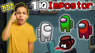 Ferran is IMPOSTER But With 1 IQ in AMONG US! (Super Sus) | Royalty Gaming