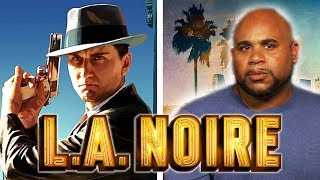 Real Private Investigators Solve A Case In L.A. Noire • Professionals Play