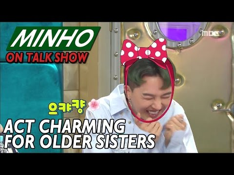 [RADIO STAR W/ MINO] He's Acting Charm For Older Sisters Who Are Huge Fans Of WINNER 20170412