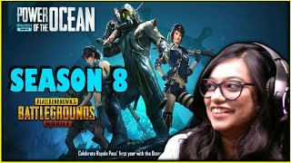🔴Helicopter in next update? omg! SEASON 8 Agaya h!LETS RUSH IN PUBG MOBILE😜#351