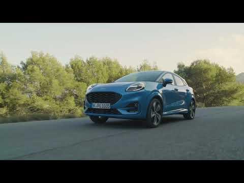 Nye Ford Puma | Mild hybrid kompakt-SUV - en vinner på plass, pris og utstyr | Ford Norge